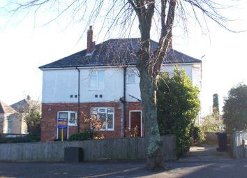 Thumbnail 3 bedroom semi-detached house to rent in Elmes Road, Moordown, Bournemouth