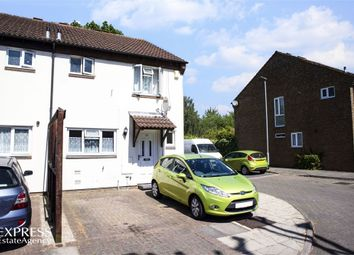 Thumbnail 4 bed end terrace house for sale in Stone Crescent, Feltham, Greater London