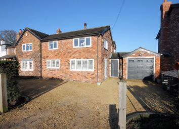Thumbnail 5 bed property for sale in Pickmere Lane, Wincham, Northwich