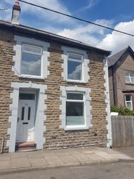 Thumbnail 3 bed end terrace house to rent in Vicarage Terrace, Cwmparc, Treorchy