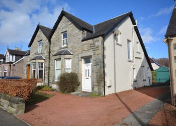 Thumbnail 3 bedroom semi-detached house for sale in Tullibody Road, Alloa