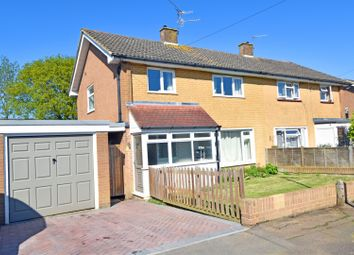 Thumbnail 3 bed semi-detached house for sale in Hartshill, Guildford