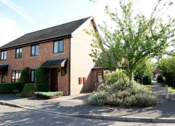 Oldfield View, Hartley Wintney, Hook RG27. 3 bed semi-detached house