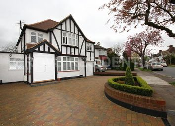 Thumbnail 4 bed property for sale in Orchard Drive, Edgware, Middlesex.