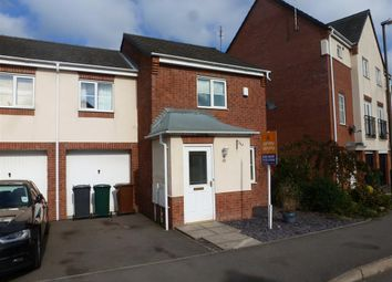 Thumbnail 3 bedroom semi-detached house to rent in Welland Road, Hilton, Derby