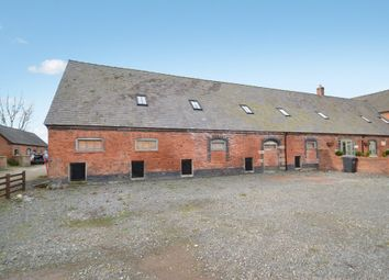 Thumbnail 4 bed barn conversion for sale in Unit C, Aychley Barns, Aychley, Market Drayton
