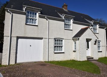 Thumbnail 4 bed detached house for sale in Kerley Vale, Chacewater