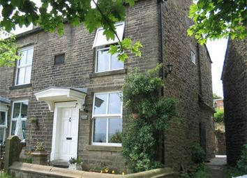 Thumbnail 2 bed cottage to rent in Hollinwood Lane, Marple Ridge, Stockport, Cheshire, England