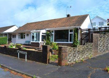 Thumbnail 3 bed detached bungalow for sale in St. Rhidian Drive, Killay, Swansea