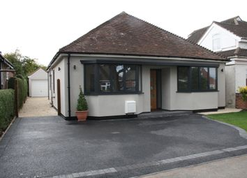 Thumbnail 4 bed bungalow to rent in Sports Road, Glenfield