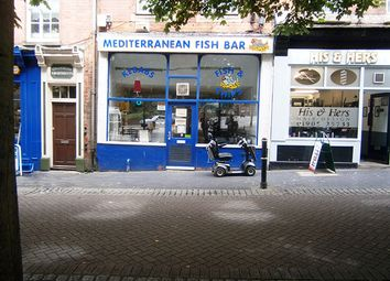 Thumbnail Restaurant/cafe for sale in Broad Street, Worcester