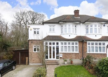 Thumbnail 4 bed semi-detached house for sale in Convent Hill, Upper Norwood