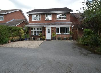 Thumbnail 4 bed detached house for sale in Maisemore Close, Redditch
