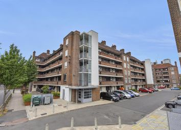 Thumbnail 4 bed flat for sale in Dorset Road, London