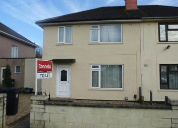 Thumbnail 1 bed property to rent in Swanmoor Crescent, Bristol