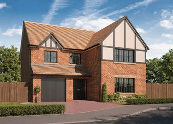 Thumbnail 4 bed detached house for sale in Regency Manor, Wynyard