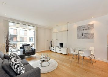 Thumbnail 1 bed flat to rent in Grosvenor Waterside, Gatliff Road