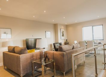 Thumbnail 2 bed penthouse for sale in Park Road, Peterborough