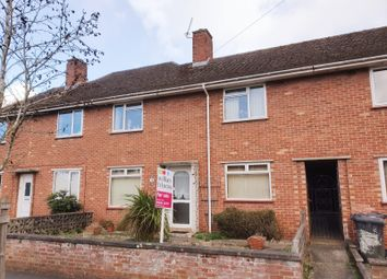 Thumbnail 3 bed terraced house for sale in Friends Road, Norwich