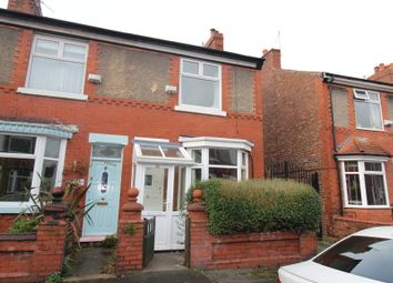 Thumbnail 2 bedroom end terrace house for sale in Higson Avenue, Chorlton Cum Hardy, Manchester