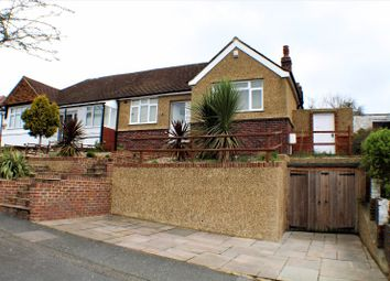 Thumbnail 3 bed semi-detached bungalow for sale in Beechcroft Avenue, Bexleyheath