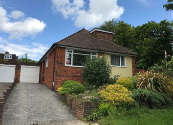 Thumbnail 3 bed bungalow for sale in Norbury Close, Lancing