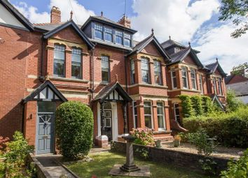 Thumbnail 4 bed maisonette for sale in Victoria Road, Penarth