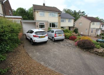 Thumbnail 3 bedroom semi-detached house for sale in Crofton Rise, Dronfield