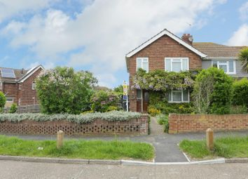 Thumbnail 3 bed semi-detached house for sale in Helvellyn Avenue, Ramsgate