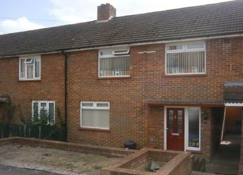 Thumbnail 3 bed terraced house for sale in Chaucer Avenue, Paulsgrove, Portsmouth