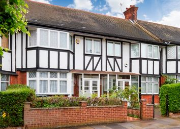Thumbnail 4 bed terraced house to rent in Tudor Gardens, Acton