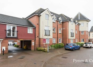 Thumbnail 2 bed flat for sale in Dunnock Drive, Queens Hill, Norwich