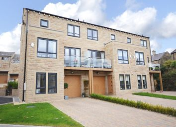 Thumbnail 4 bed town house for sale in The Bridges, Thongsbridge, Holmfirth