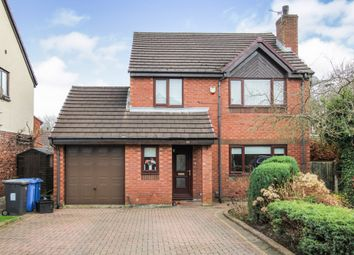 Thumbnail 4 bed detached house to rent in Gilderdale Close, Birchwood, Warrington