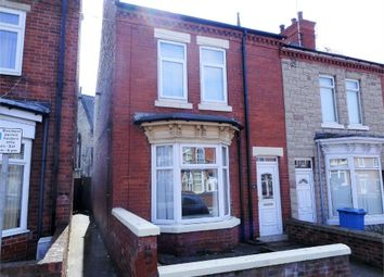Thumbnail 3 bed end terrace house for sale in Overend Road, Worksop, Nottinghamshire