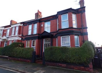 Thumbnail 4 bed end terrace house for sale in Norwich Road, Wavertree, Liverpool, Merseyside