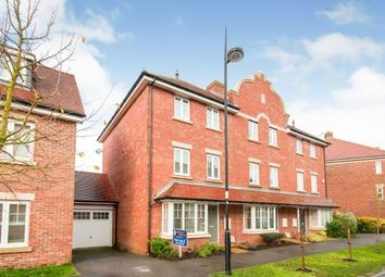 4 bed end terrace house for sale in Reid Crescent, Hellingly, Hailsham, East Sussex BN27