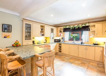 Thumbnail 5 bed detached house for sale in Tansy Close, West Hunsbury, Northampton