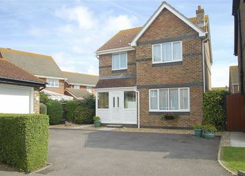 Thumbnail 3 bed detached house for sale in Wilton Close, Bracklesham Bay, Chichester