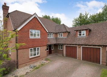 Thumbnail 5 bed detached house for sale in Redwell Grove, Kings Hill