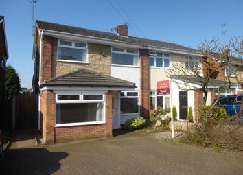 Thumbnail 4 bed semi-detached house to rent in Fair View, Billinge