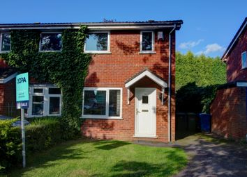 Thumbnail 2 bed semi-detached house for sale in Swindale, Wilnecote, Tamworth