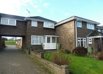 Thumbnail 2 bed end terrace house for sale in Hornbeam, Newport Pagnell