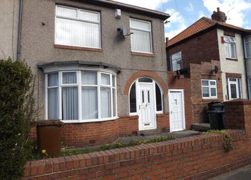 Thumbnail 3 bed semi-detached house to rent in Hadrian Road, Fenham, Newcastle Upon Tyne