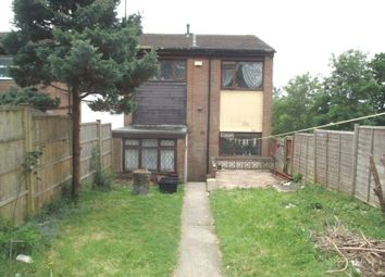 Thumbnail 3 bed end terrace house for sale in Meadow Road, Yeovil