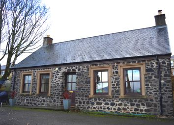 Thumbnail 2 bedroom cottage for sale in Bogany Cottage, 1, Bogany Road, Rothesay, Isle Of Bute