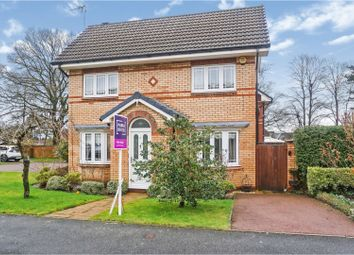 Thumbnail 3 bed semi-detached house for sale in Abingdon Close, Macclesfield