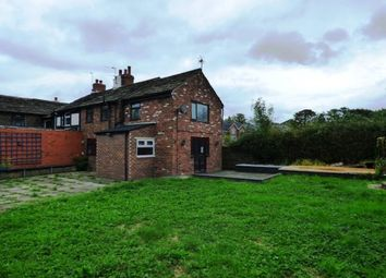 Thumbnail 3 bed end terrace house for sale in Lower Fold Cottage, High Lane, Stockport, Greater Manchester