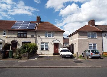 Thumbnail 3 bedroom end terrace house for sale in Ivyhouse Road, Dagenham