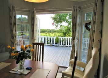 Thumbnail 2 bed mobile/park home for sale in Organford Manor Country Park, Organford, Poole